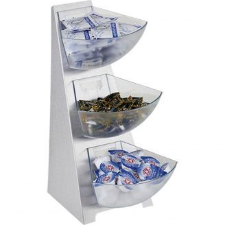 Buffet stands and cutlery holders