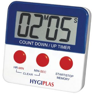 Kitchen timers and thermometers