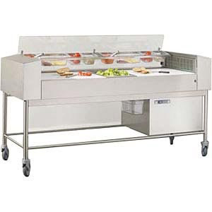 Coldfinger refrigerated workbenches