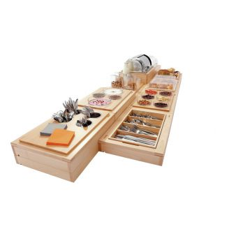 Bartscher Cutlery holder buffet system