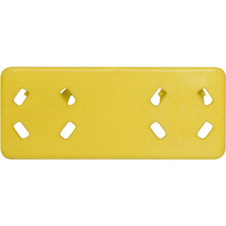 Clip CaterRacks giallo