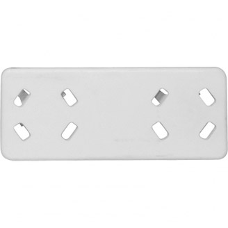 Clip CaterRacks blanc