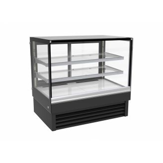 Combisteel 1200 refrigerated display case straight