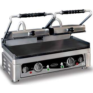 Combisteel contact grill
