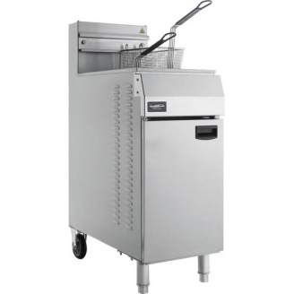Combisteel gasfriteuse 1x21 L