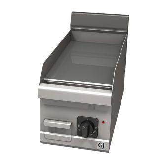 Barbecue en pierre de lave au gaz Gastro Inox 600 Trendline