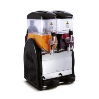 Hendi - Slush machine - 2x12L