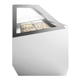 ISA Scoop ice cream display case MILLENNIUM SP 18 A