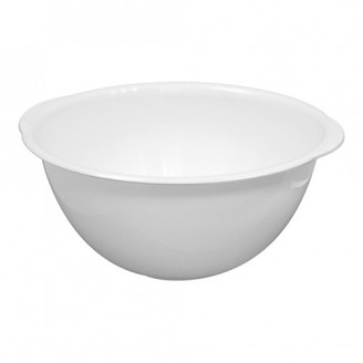 Plastic mixing bowl 6 liters