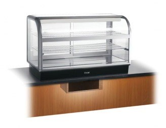 Lincat refrigerated display case C6R / 125SU, machine bottom (built-in)