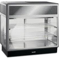 Lincat refrigerated display case D6R / 100B, machine top