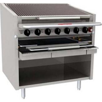 Electrolux gas power grill HP grille grill unité supérieure