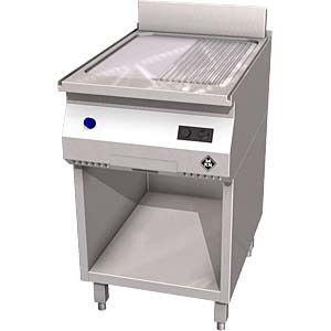 MKN gas lava rock grill, 10018658 ARGENTINA 2