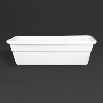 Olympia Whiteware GN 1/3 schaal 10 cm diep