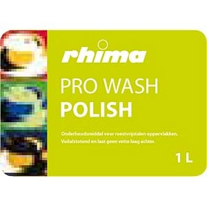 Rhima Pro Wash Polish - 44000004 - Doos 6 x 80 wipes