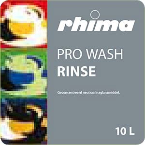 Rhima Pro Wash Rinse - 41000005 - Bag in Box - 10 litres