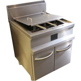 Roeder hoogrendement gas friteuse, HR-POWER-3