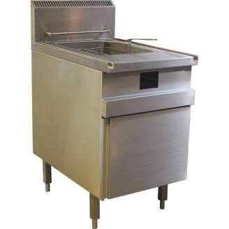 Roeder hoogrendement gas friteuse, HR-POWER-V3