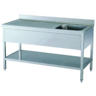 Roeder Stainless steel sink 1100 mm