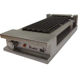 Roeder vapeurgrill, 1 element, VG01