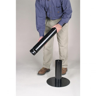 Rubbermaid rokerszuil Smokers'Pole
