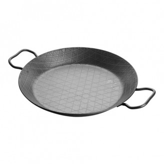 Serving pan + two handles 240 mm