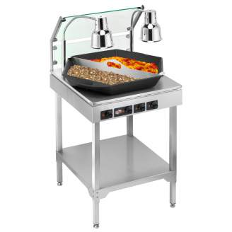 Therm'O'Cook Party kook / warmhoudplaat 3x Ø180